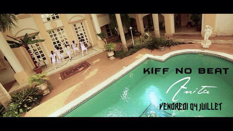 """(Actu Client) Nouveau clip à voir: """"Anita"""" par KIFF NO BEAT."""