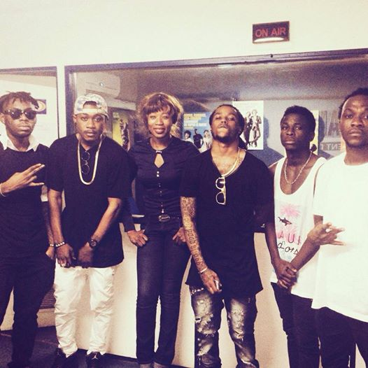 Actu client kiff no beat en interview la radio for Album de kiff no beat