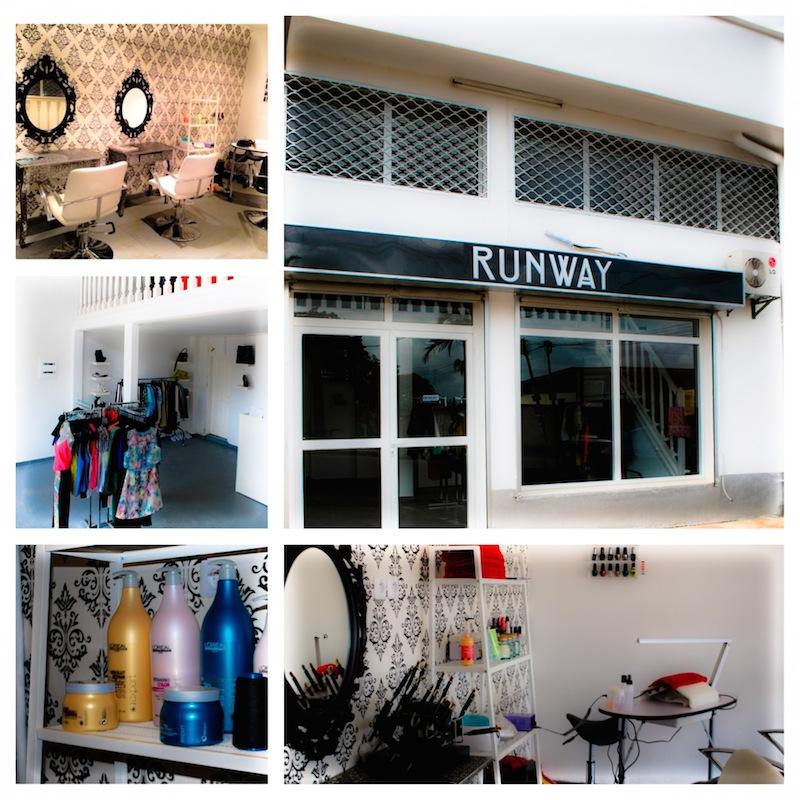«Runway», nouveau concept-store camerounais.