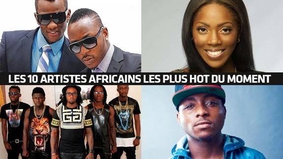 (Actu-Client) KIFF NO BEAT dans le top 10 des artistes africains du moment par TRACE