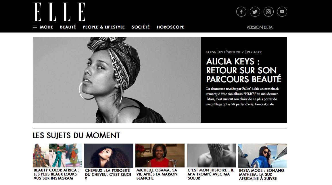 Le magazine ELLE lance sa version ivoirienne