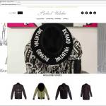 Site Richard-Valentine réalisé par l'Agence Pannelle