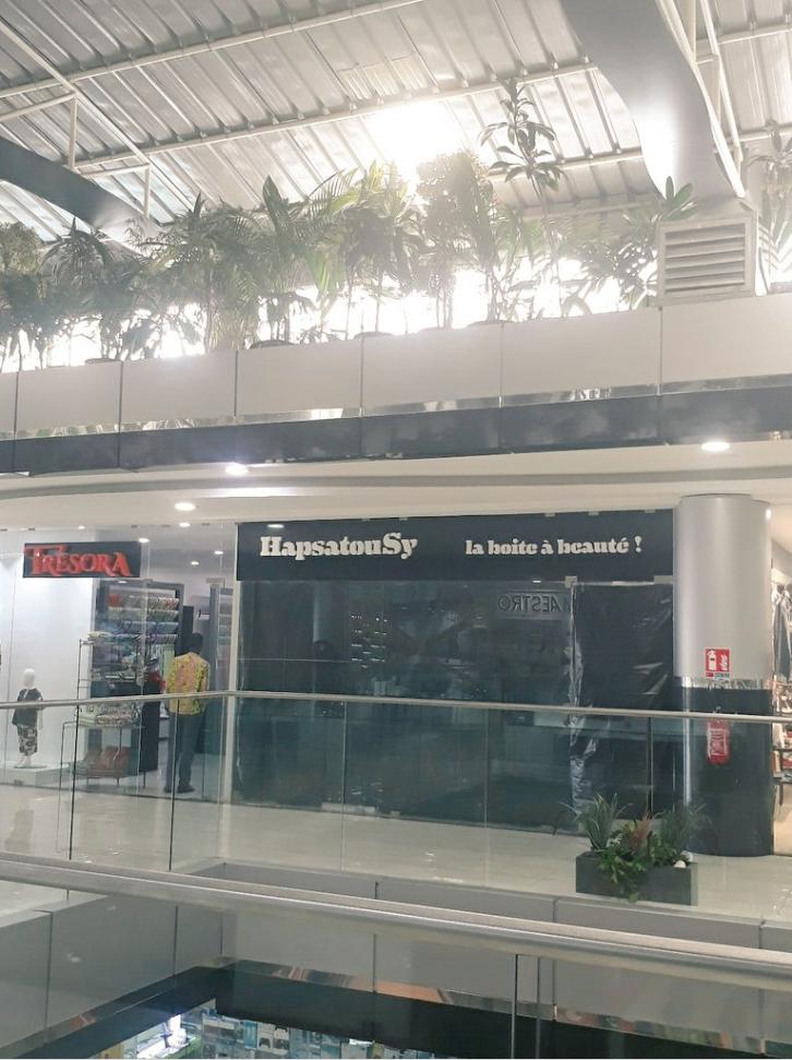 Beauté: Hapsatou Sy, sur le point d'ouvrir une boutique à Abidjan ?